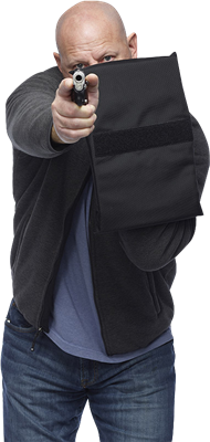 Personal Protective Shield Level IIIA Black